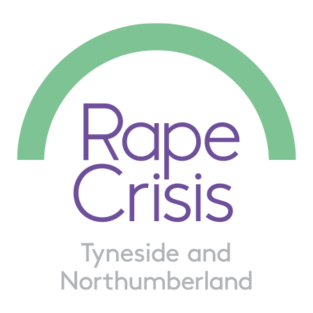 Rape Crisis Tyneside and Northumberland Retina Logo