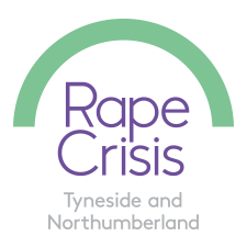 Rape Crisis Tyneside and Northumberland Logo