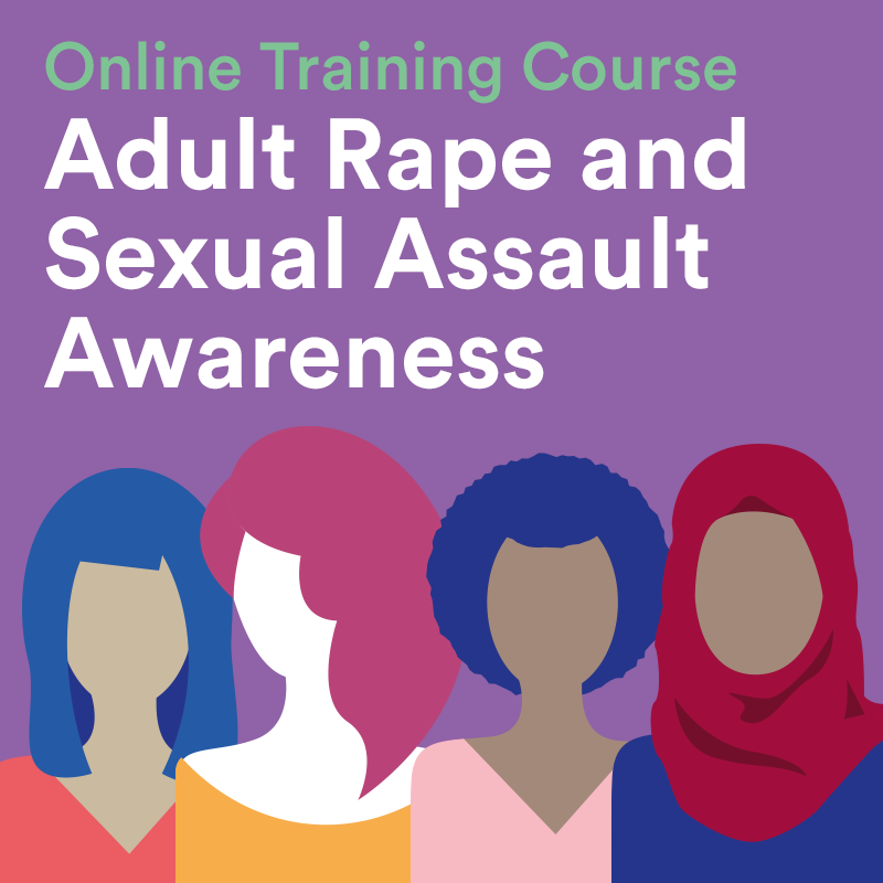 adult rape and sexual assault awareness training course
